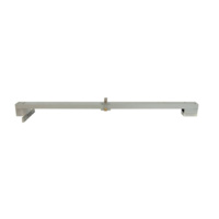 Track bar for grooved rail, gauge 1435 mm