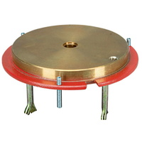 Pillar Plate for pre-pour installation, compatible with Tachylock System