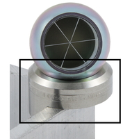 "Magnetic ball base for inner corners for ball Ø 1.5"", stainless steel, force 0.5kg"