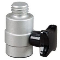 "Adapter Leica socket to 5/8"" male thread, with screw clamp"