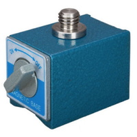 "Switchable magnet base with 5/8"" thread"
