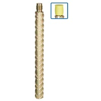 "Convergence bolt with G 3/8"" (Whitworth) male thread, length 250 mm"