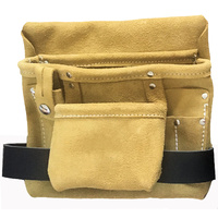 Field bag, leather, small