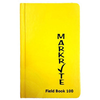 Markrite level book 100, side opening